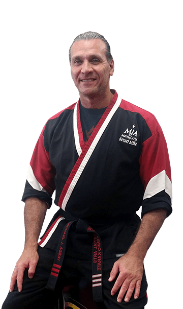 MJA Martial Arts Owner